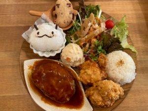 阪神西宮|お家感覚ほっこりカフェご飯