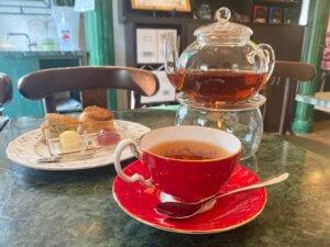 香櫨園|紅茶とスコーンで至福のアフタヌーンティータイム